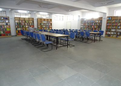 Library in College