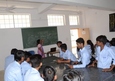 Teaching Session