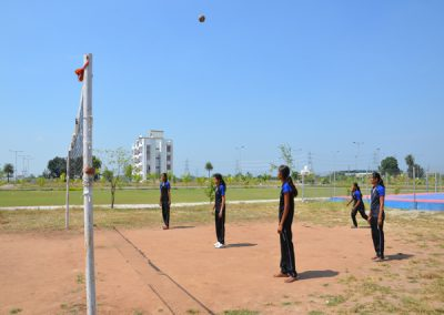 Vollyball in College