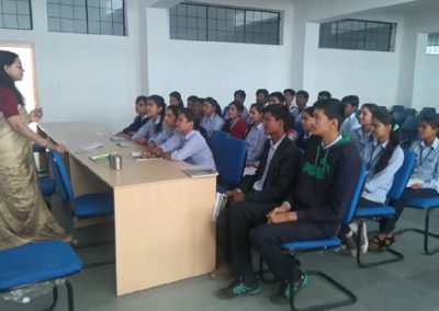 Lecture in College