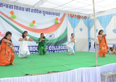 Dance in college